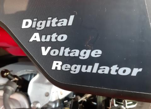 Digitální regulace napětí D-AVR
