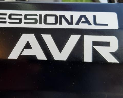 Elektronická regulace napětí AVR