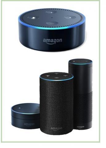 Alexa - Inteligentní domácnost