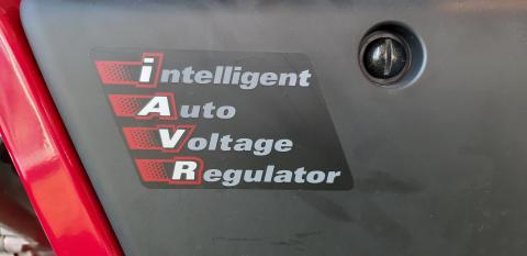 Inteligentní regulace napětí i-AVR