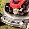 Honda - Profesionální motorová sekačka s pojezdem HRD 536 HX
