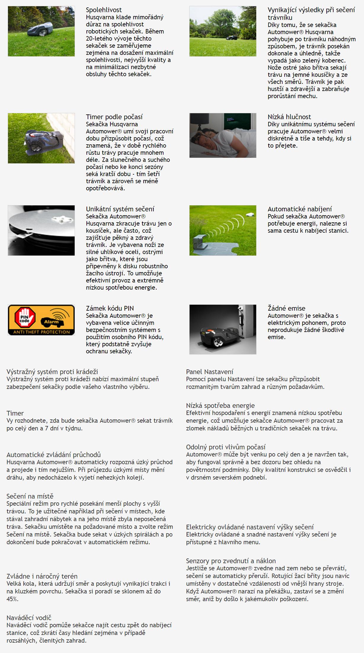 Husqvarna - Automower®420