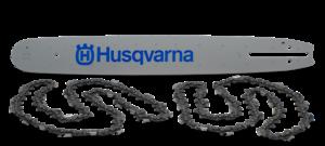 """Husqvarna - Sada - vodicí lišta s řetězem 15"""" / .325"""" (531 00 38-17)"""