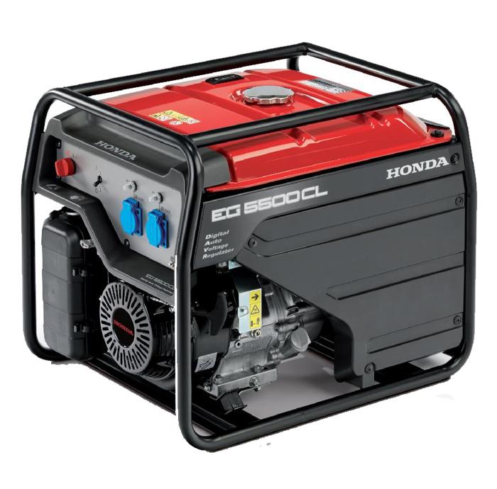 Honda - profesionální elektrocentrála Honda EG 5500