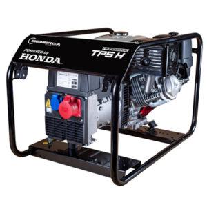 Honda - rámová profesionální elektrocentrála TP 5 H