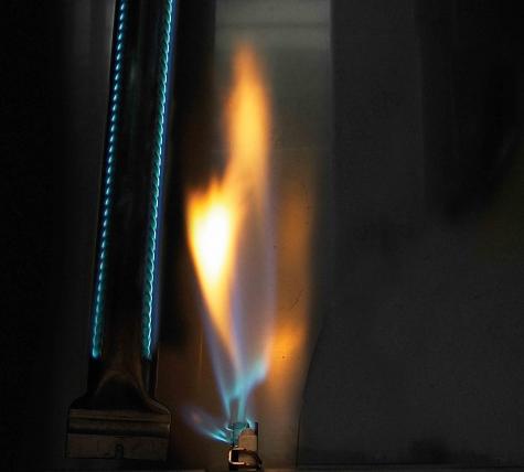 Napoleon - plynový gril Triumph 495