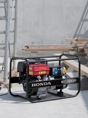 Honda - profesionální elektrocentrála Honda EG 3600