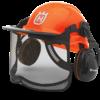 Husqvarna – Ochranná přilba pro práci v lese, Functional