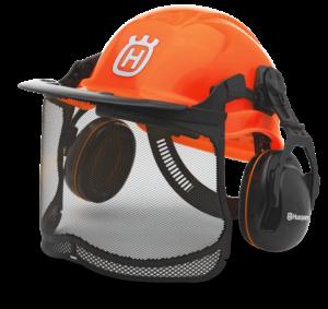 Husqvarna - Ochranná přilba pro práci v lese, Functional