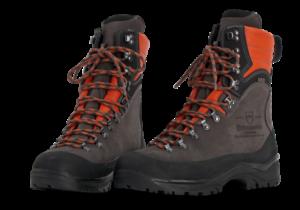 Husqvarna - Ochranná kožená obuv Technical s ochranou proti proříznutí 24 m/s