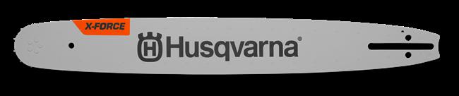 """Husqvarna - Laminovaná lišta X-Force .325"""" / 1,5 mm, malé uchycení lišty (582 08 69-72)"""