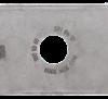 Husqvarna – Travní nůž 2-zuby (578 44 51-01)
