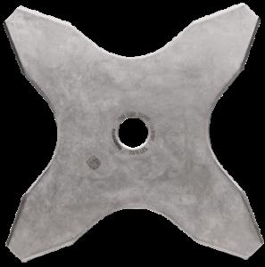 Husqvarna - Travní nůž 4-zuby (578 44 47-01)