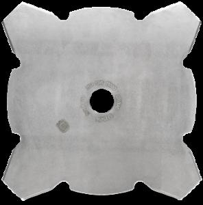 Husqvarna - Travní kotouč 4-zuby (578 44 37-01)