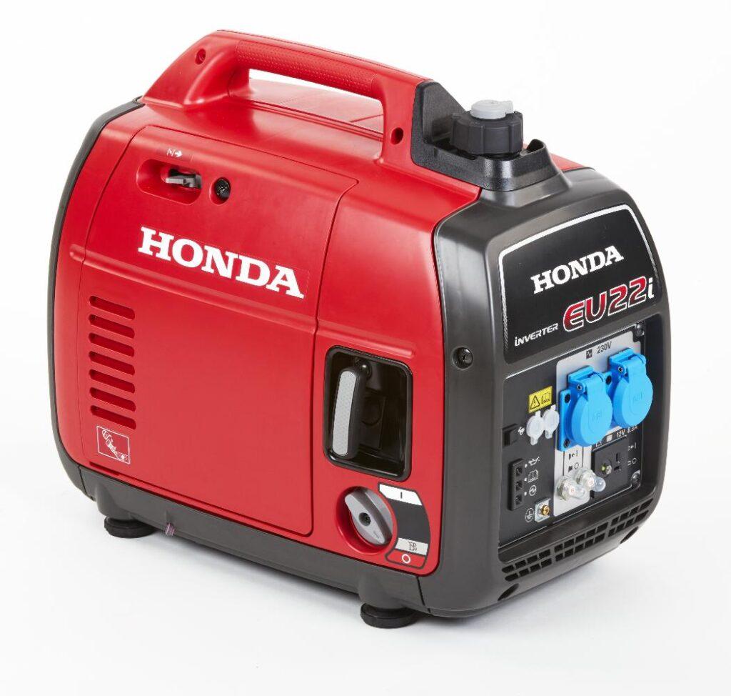 Honda - Lehká kufříková elektrocentrála EU 22iT