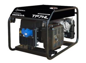 Honda -  Rámová profesionální elektrocentrála TP 7 HL