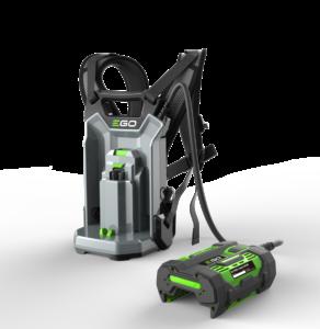 EGO - AKU zádový nosič baterií BH1001