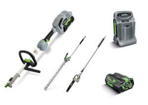 EGO - AKU Multi-Tool - sada 1 - MHCC1002E
