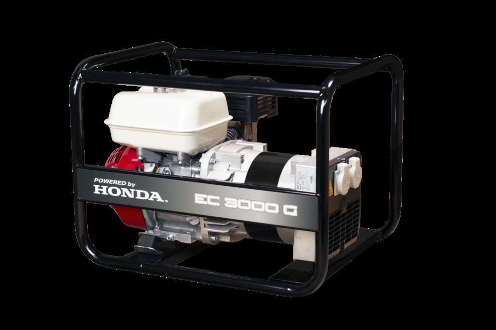 Honda - Rámová profesionální elektrocentrála EC 3000G