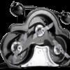 Husqvarna – Žací ústrojí Combi 112 cm pro R 300-series