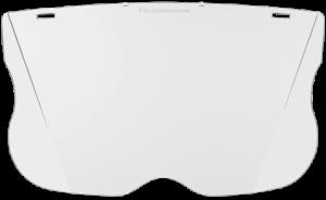 Husqvarna - Štít z plexiskla