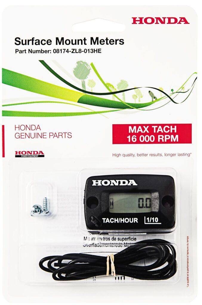 Honda - Počítadlo motohodin / otáčkoměr
