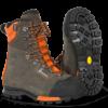 Husqvarna – Ochranná kožená obuv Functional s ochranou proti proříznutí 24 m/s