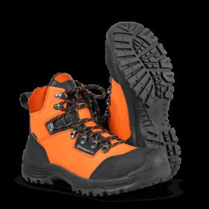 Husqvarna - Ochranná kožená obuv Technical Light