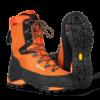 Husqvarna – Ochranná kožená obuv Technical s ochranou proti proříznutí 24 m/s